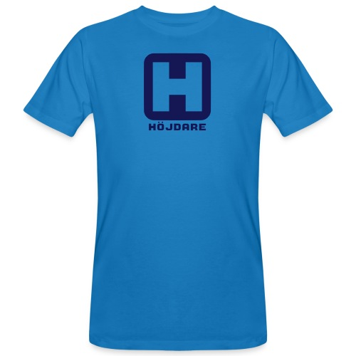 hojdare h1 - Ekologisk T-shirt herr