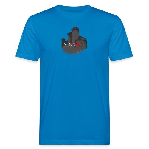slnsoft - Miesten luonnonmukainen t-paita