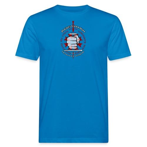 Logo frei PUR mitWa trans - Männer Bio-T-Shirt