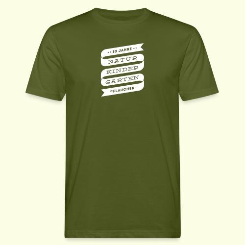 flauchershirt - Männer Bio-T-Shirt