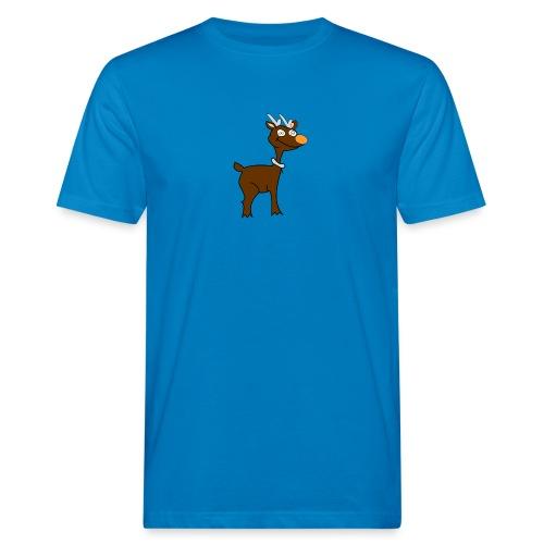 venado - Camiseta ecológica hombre