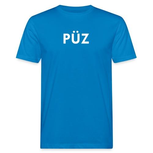PÜZ Pilz - Männer Bio-T-Shirt