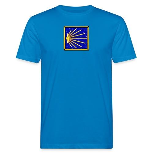 Bandiera Definitiva Cammino Di Santiago De Compost - T-shirt ecologica da uomo