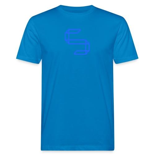 A S A 5 or just A worm? - Mannen Bio-T-shirt