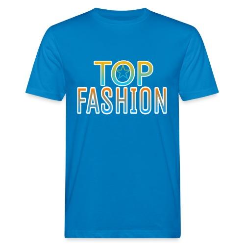 Top Fashion - Camiseta ecológica hombre