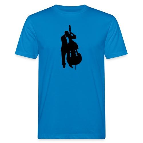 Kontrabass - Männer Bio-T-Shirt
