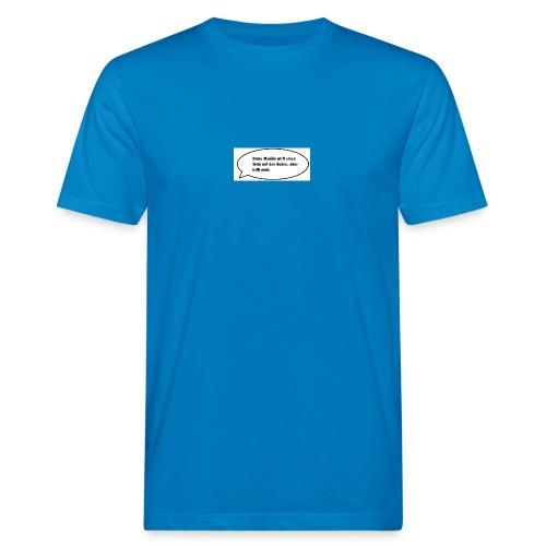 deine-mutter-witze-0 - Men's Organic T-Shirt
