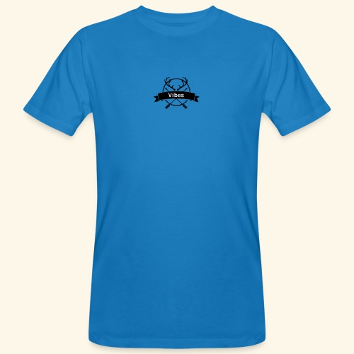 vibes - Männer Bio-T-Shirt