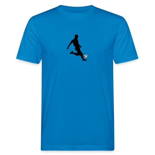 Calcio - T-shirt ecologica da uomo