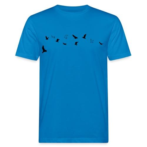 moeven fliegen - Männer Bio-T-Shirt