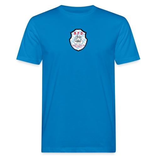 Inoffizielles bayrisches Feuerwehrabzeichen - Männer Bio-T-Shirt