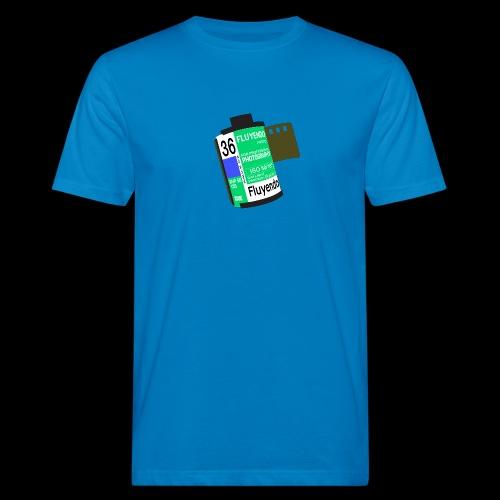 Fluyendochrome Velvia - Men's Organic T-Shirt