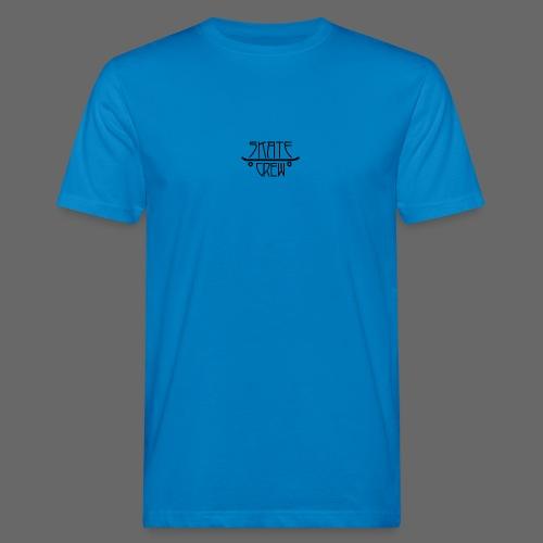 Skatecrew byKane, main Logo - Männer Bio-T-Shirt