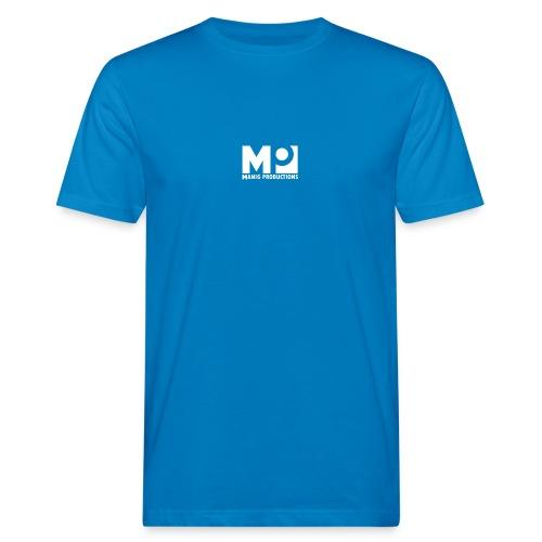 ManigProductions White Transparent png - Men's Organic T-Shirt