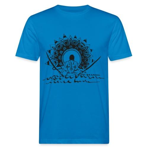 Samurai - Männer Bio-T-Shirt