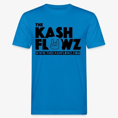 The Kash Flowz Official Web Site Black - T-shirt bio Homme
