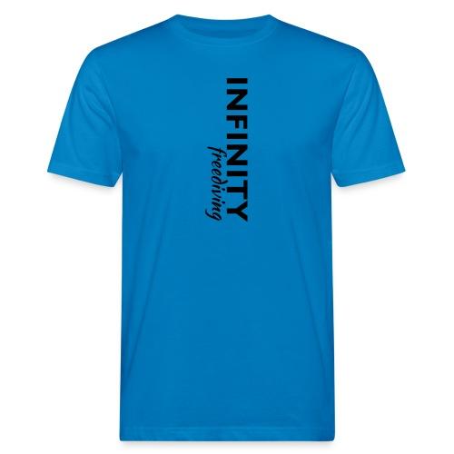 Infinity - Männer Bio-T-Shirt