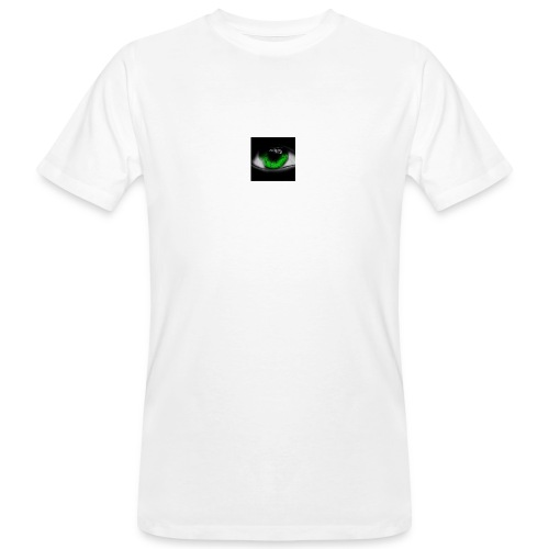 Green eye - Men's Organic T-Shirt