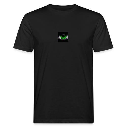Green eye - Men's Organic T-Shirt