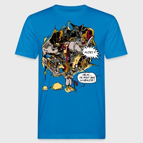 C'est la Réalité - T-shirt bio Homme