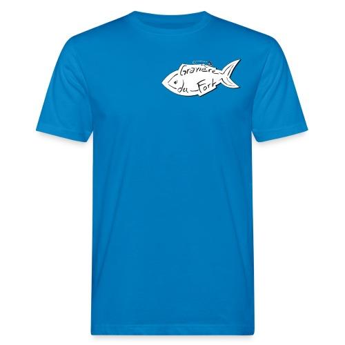 poisson2face - T-shirt bio Homme
