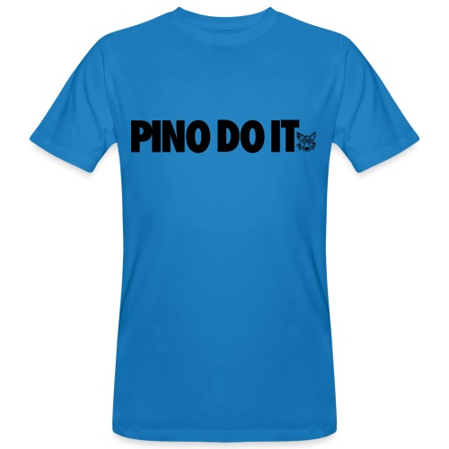 PINO DO IT - T-shirt ecologica da uomo