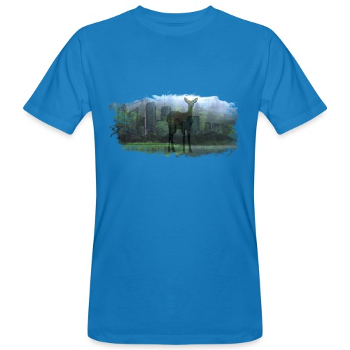 Nature in the City - Men's Organic T-Shirt