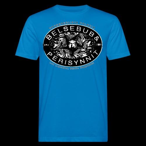 Belsebub&Perisynnit - Miesten luonnonmukainen t-paita