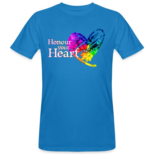 Honour Your Heart 2021 - Men's Organic T-Shirt