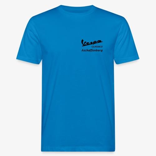 Textlogo - Männer Bio-T-Shirt