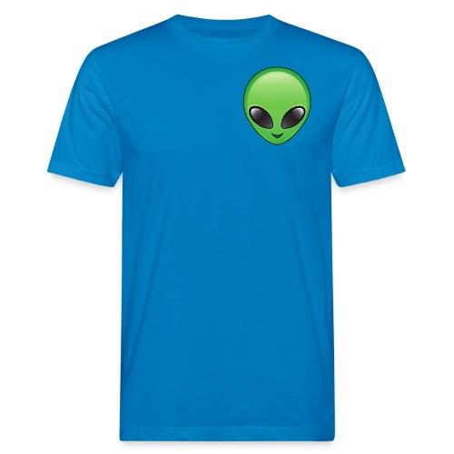 Alien face - Ekologisk T-shirt herr