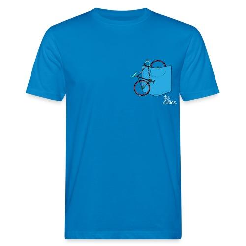 Fahrrad Taschen II - Männer Bio-T-Shirt