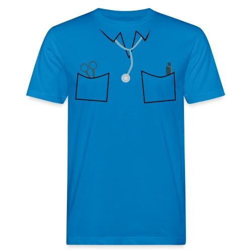 Scrubs tee for doctor and nurse costume - Men's Organic T-Shirt