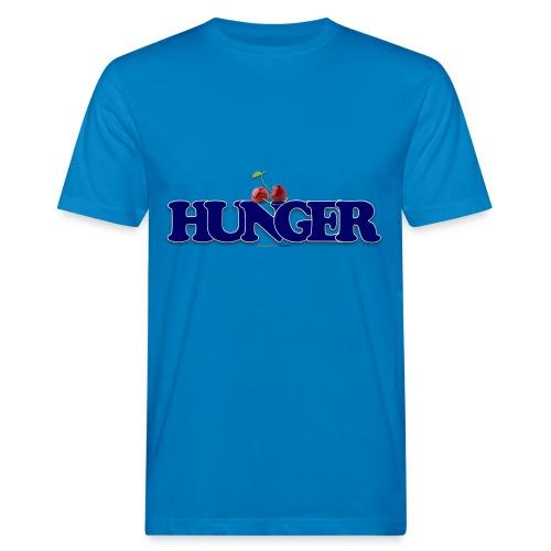 TShirt Hunger cerise - T-shirt bio Homme