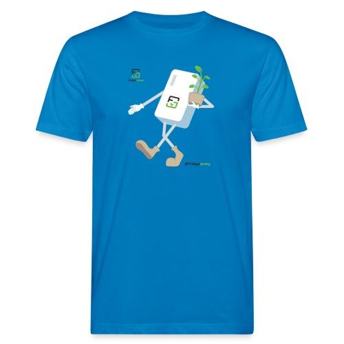 Fridge Army Merch - Fridgegrow - Männer Bio-T-Shirt