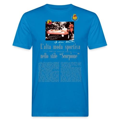 L' alta moda sportiva by Anneliese Abarth - T-shirt ecologica da uomo