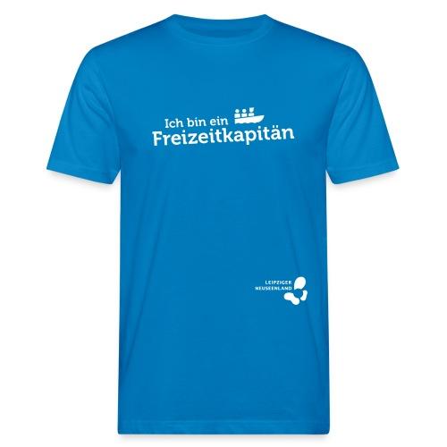 k 4 jetztaber2 nurlogo - Männer Bio-T-Shirt