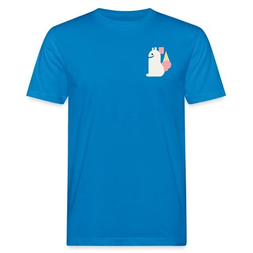 Ice cream bunny - Men's Organic T-Shirt