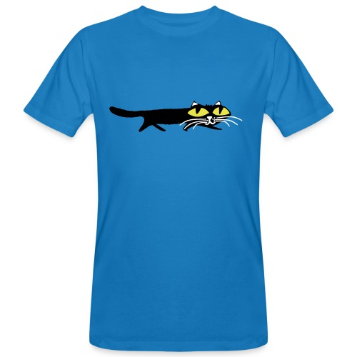 katzea4 - Männer Bio-T-Shirt