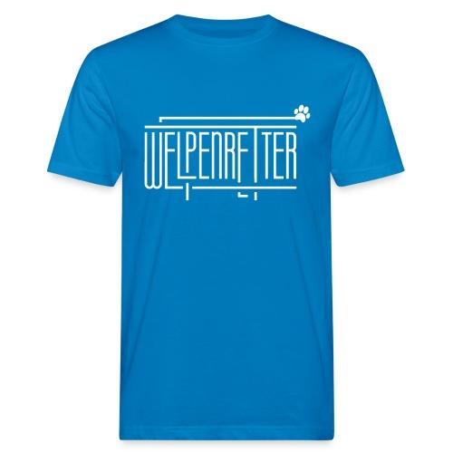 Welpenretter - Männer Bio-T-Shirt