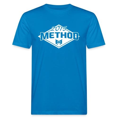 Method 2015 White png - Men's Organic T-Shirt