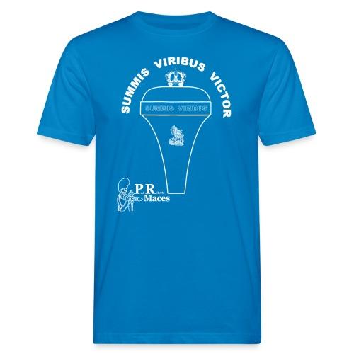 PR NL cavalerie - Mannen Bio-T-shirt