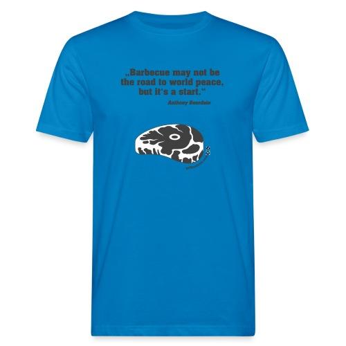 Anthony Bourdain - Männer Bio-T-Shirt