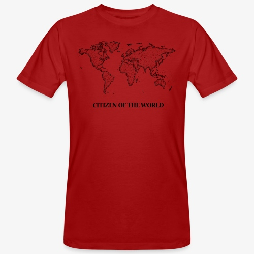 citizenoftheworld - Men's Organic T-Shirt