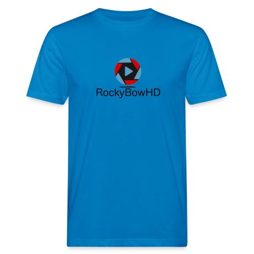 RockyBowHD - Männer Bio-T-Shirt