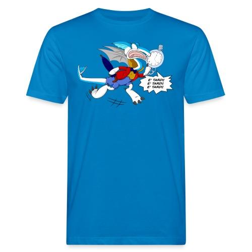 BiancoDrago Nix - T-shirt ecologica da uomo