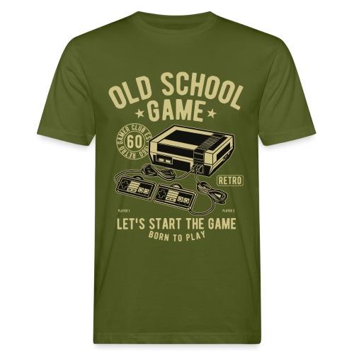 T-Shirt Jeux videos Vintage - T-shirt bio Homme