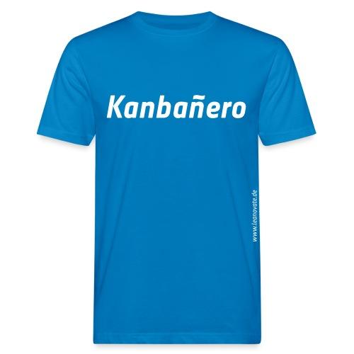 Kanbanero - Männer Bio-T-Shirt