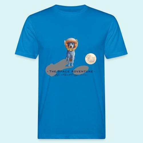 The Space Adventure - Men's Organic T-Shirt