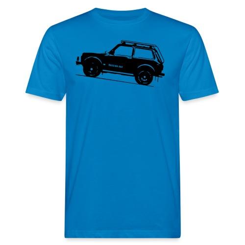 Lada Niva 2121 Russin 4x4 - Männer Bio-T-Shirt